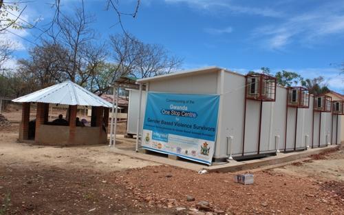 The one stop Centre for Gender Based Violence Survivors in Gwanda