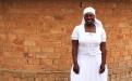 Susan Mandawe a Community Legal Educator for ZWLA in Rusape rural